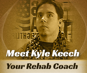 Kyle Keech - Rehabilitation Coach